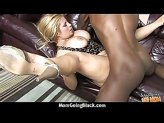 A great hardcore interracial sex with hot Milf 28