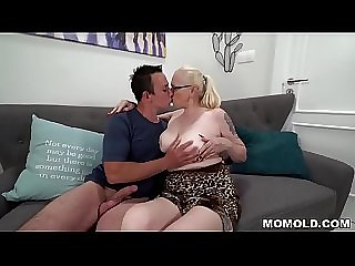 Extreme granny wants young dick
